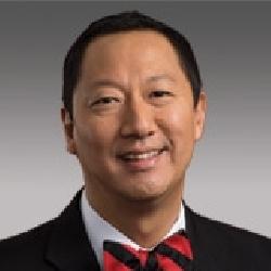 Santa J. Ono, Ph.D. headshot