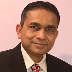 Amit Basu headshot