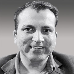 Tanuj Gulati headshot