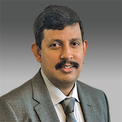 Krishnan Chellakarai headshot