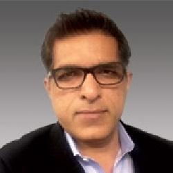 Faisal Naseem headshot