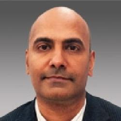 Kishore Agasthi headshot