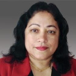 Medha Bhalodkar headshot
