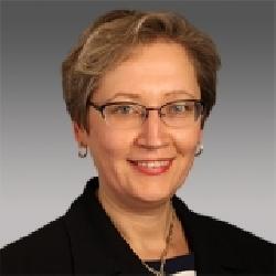 Olga Lagunova headshot