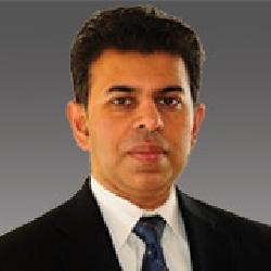Reshad Alam headshot