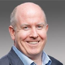 James O'Shea headshot
