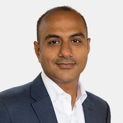 Sumit Anand headshot