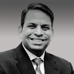 Rishi Tripathi headshot