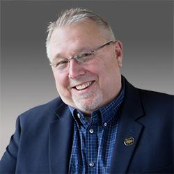 Dennis Tomlin headshot
