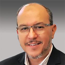 Ali Bouhouch headshot