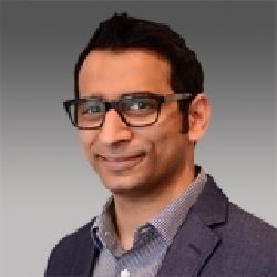 Asher Chaudhry headshot
