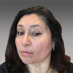 Christine Coz headshot