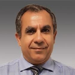 Mohsen Azari headshot