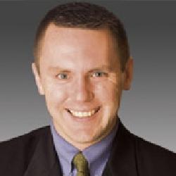 David Trent headshot