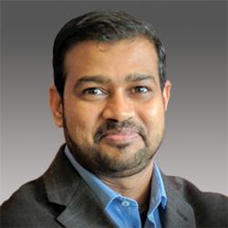 Girish Ramachandran headshot