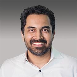 Arvind KC headshot