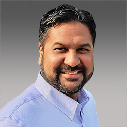 Bharath Vasudevan headshot