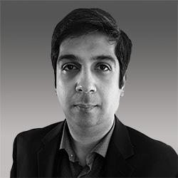 Sandeep Uttamchandani headshot