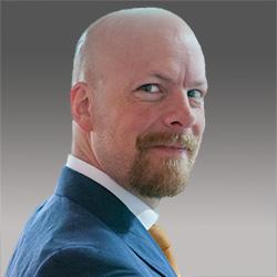 Bjørn Watne headshot