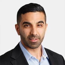 Anuj Anand headshot
