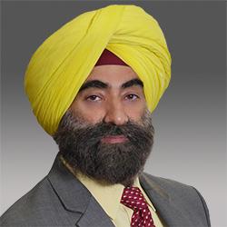 Dr. Ratinder Ahuja headshot