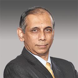 PR Krishnan headshot
