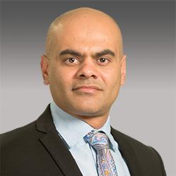 Saad Bashir headshot