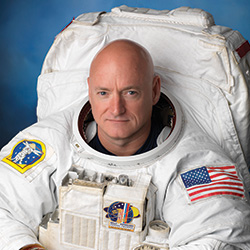 Captain Scott Kelly headshot