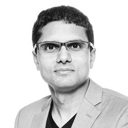 Bhavin Shah headshot