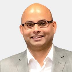 Balu Arumugam headshot