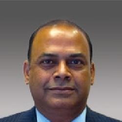 Krish Rao Aedla headshot