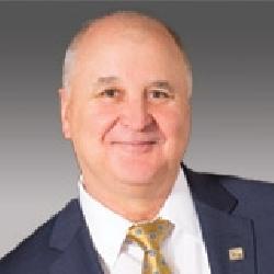 Gary Warzala headshot