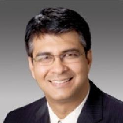 Manish Kapoor headshot
